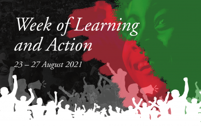 SADC Peoples Summit –  Week of Learning and Action Programme