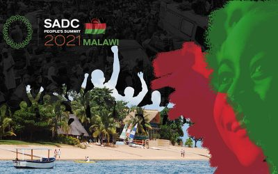 Lilongwe SADC Peoples Summit Programme