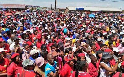 SAPSN Youth Declaration On The Crisis In Eswatini